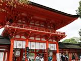 印鑑のお守りがある下鴨神社