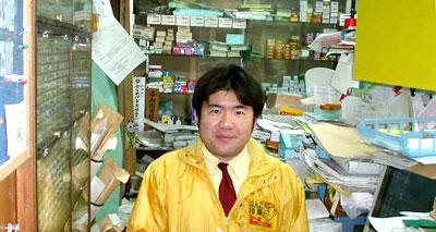 井ノ口店長